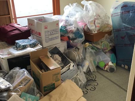 札幌市南区より遺品整理のご依頼を頂きました。