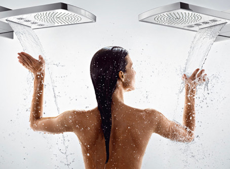 Meet the beauty of water - Hansgrohe