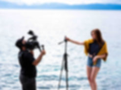 Westfalia_Lake Tahoe_Haley selfie_BTS_Pa