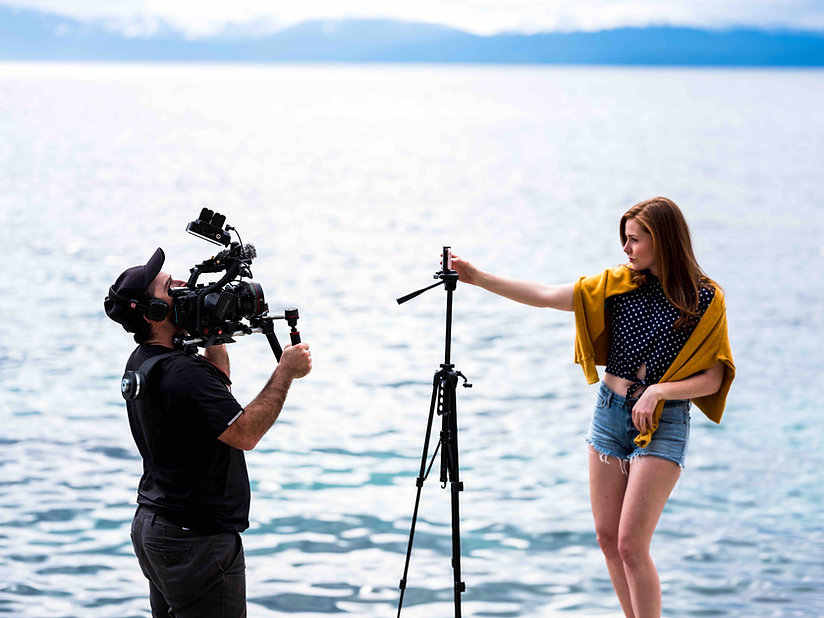 Westfalia_Lake Tahoe_Haley selfie_BTS_Pa