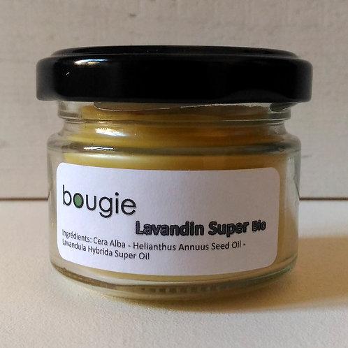 Bougie Lavandin Super