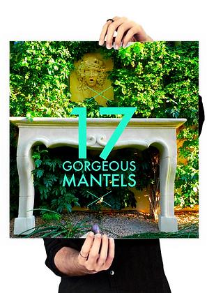 17Gorgeous Mantels