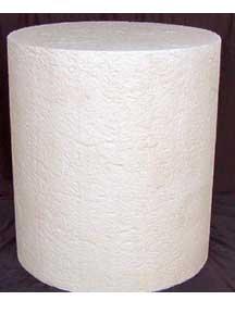 Granite Cylinder Base
