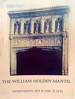 THE WILLIAM HOLDEN MANTEL