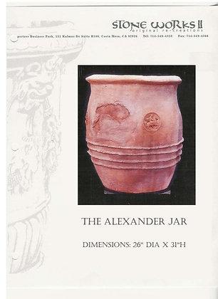THE ALEXANDER JAR