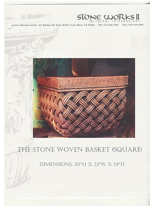 THE STONE WOVEN BASKET