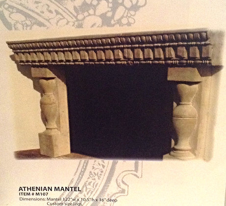 THE ATHENIAN MANTEL