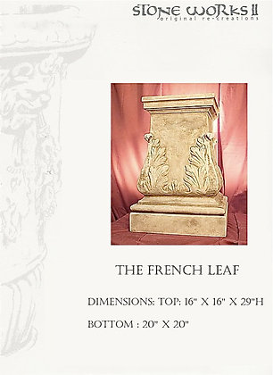 THE FRENCH LEAF BASE