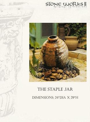 THE STAPLE JAR