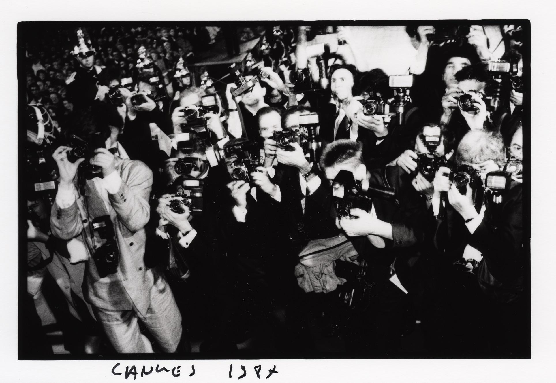 "Jean PIGOZZI Festival de Cannes"""