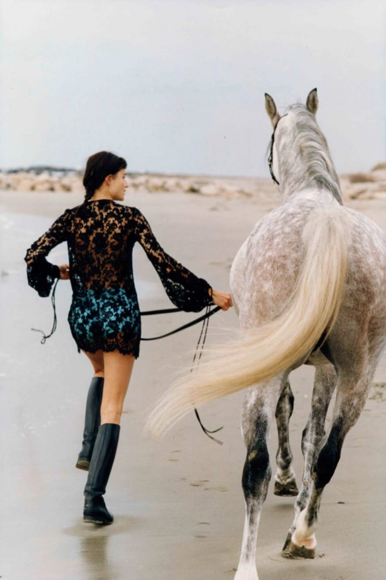 Sandrine cavalière