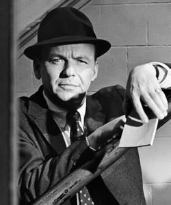 """Ron GALELLA """"Frank Sinatra"""""""