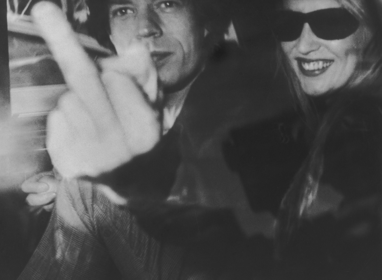 """Ron GALLELA: """"Middle Finger"""""""