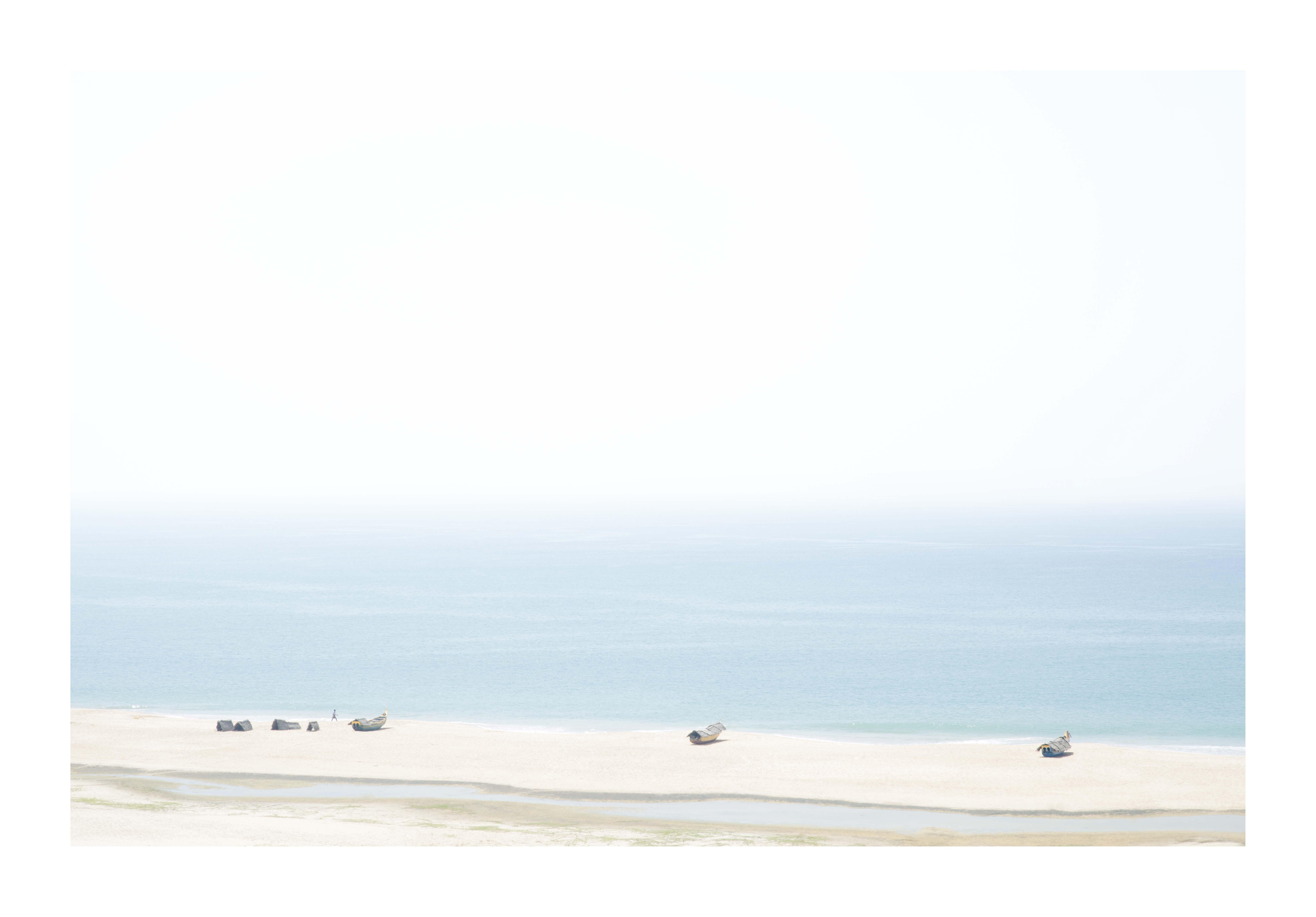 Pêcheur aux barques, 2017;