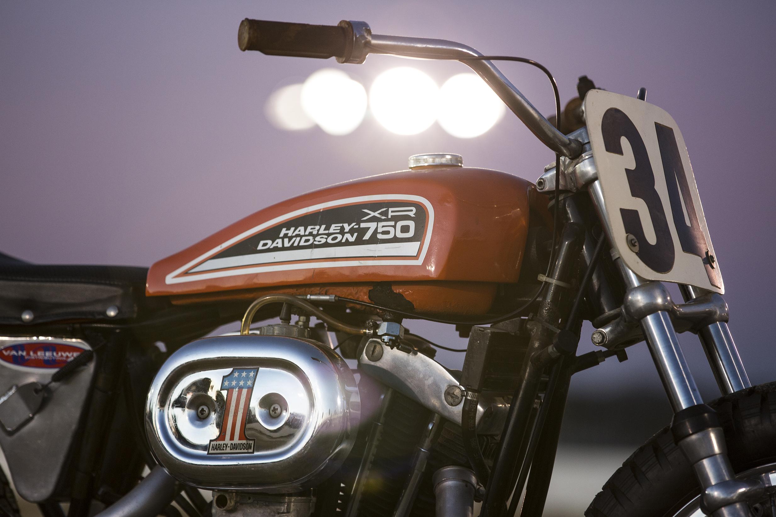 MD XR 750 GAC