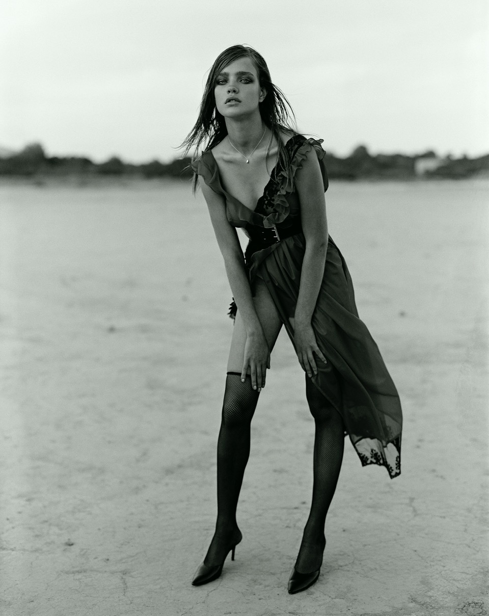 Natalia Vodianova #1