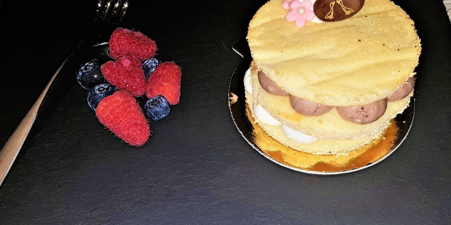 dolce speciale menu degustazione