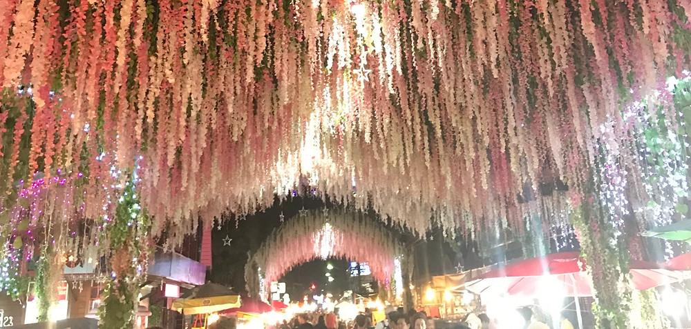 Night Market, Pai, Thailand
