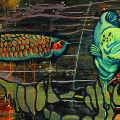 Long Fish Blind Fish