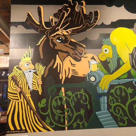 Insight Mural (detail shot)