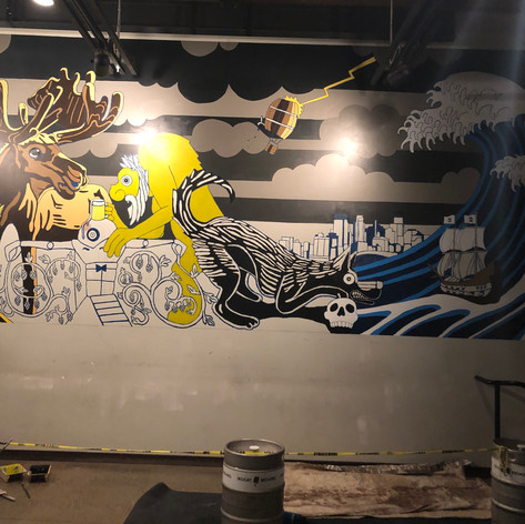 Insight Mural (Unfinished)