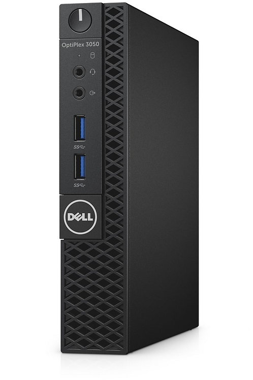"Dell Optiplex 3050, ""Core i3 3.4GHz."" 7th Gen, Micro Desktop"