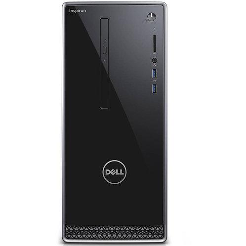 Dell Inspiron, 2.7 GHz; Quad Core; i5 6th Gen; 240 SSD; 8GB Mem; DVDRW; SFF