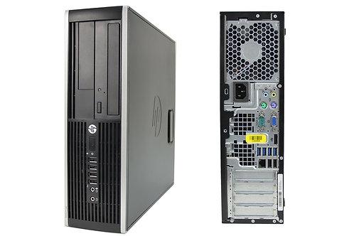 HP Compaq 8300; 3.4Ghz i7 Quad Core ; 240 SSD; 8GB; Win 10 Pro SFF