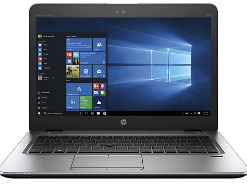 "HP Elitebook 840 G3; 14.3"";  i5 2.4GHz; Gen 6, 240 SSD; 8GB Mem; Touch Screen;"