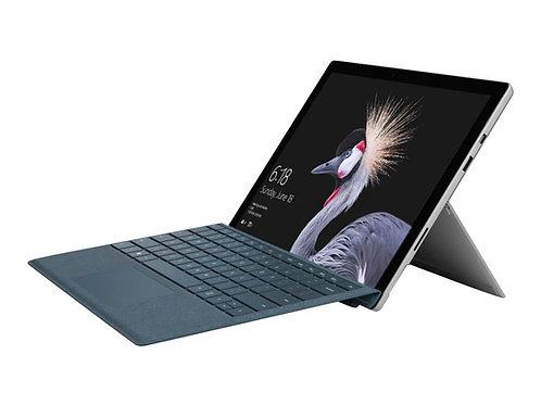 "Microsoft Surface Pro 5 1796; 12.3""; 2.6 GHz; i5 Gen 7; 240 SSD; 8GB; Win 10 Pro"