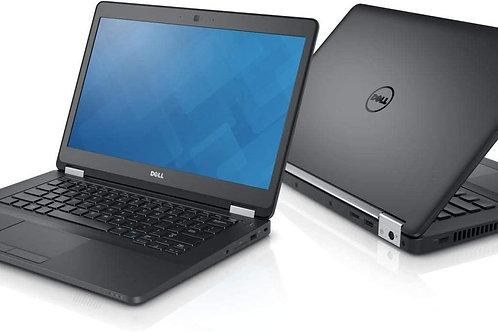 """Dell Latitude E7470 Ultrabook; 14.3""""; 2.4 GHZ; i5 6th Gen; 240 SSD; 8GB Mem;"""