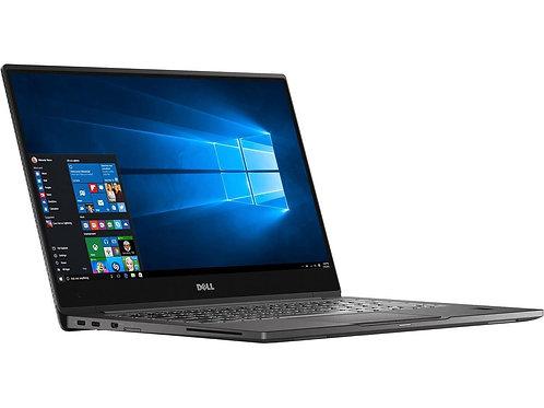 """Dell Latitude 7480; 14.3"""", i5 2.4GHz, Gen 6, 240GB SSD, 8 GB, Win 10"""