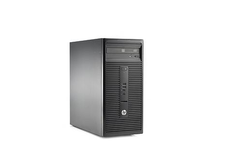HP 289 G1; 3.6 GHz; i3 Gen 4; 240GB SSD; 8GB Mem; Win 10 Tower