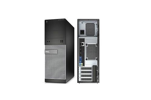 Dell Optiplex 3020 ; i3 3.4GHz; Gen 4; SSD; 8GB Win 10