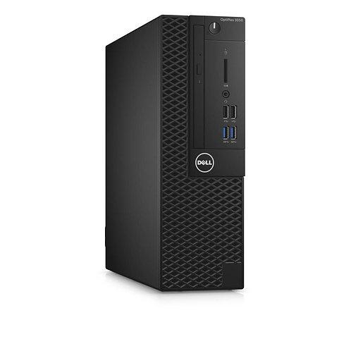 Dell Optiplex 3050, i3 3.7GHz, Gen 6, 240 GB SSD, 8GB mem, Win 10, SFF