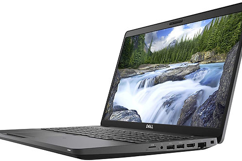 """Dell Latitude 5501; 15.6""""; i7 Gen 9; 6 Cores; 480 SSD; 16GB Mem; Win10; Powerful"""