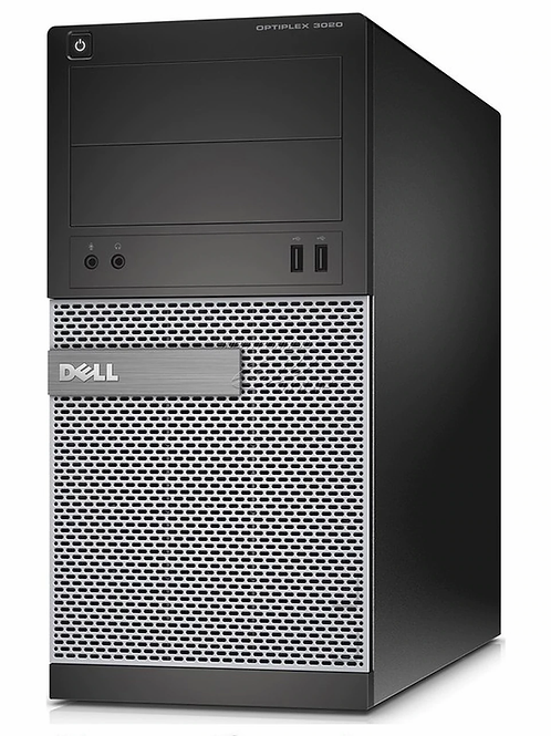 Dell Optiplex 3020, i3 3.4GHz, 4th Gen, Dual Core, SSD, Desktop