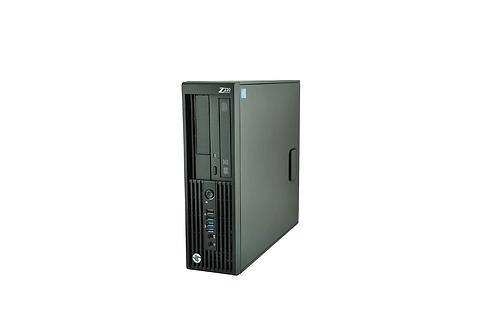 Z230 Workstation i7 3.4 GHz; Gen 4; Quad Core; 240 SSD; 8GB; DVDRW; Windows 10