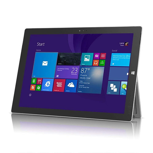 """Microsoft Surface Pro 3 256GB Intel Core i5-4300U 12"""" 8GB Touch, Keyboard"""