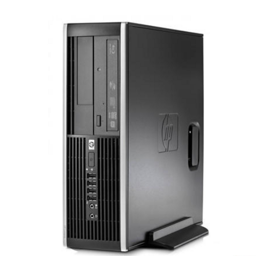 "HP Compaq Elite 8300 ""Core i5 3.2GHz."" Quad Core, • Hard Drive:1TB; Slim Desktop"