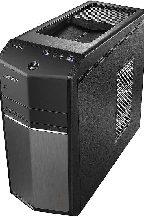 Lenovo Ideacentre; 2.7 GHz; Quad Core; i5 6th Gen; 250 SSD; 8GBMem; WiFi;Desktop