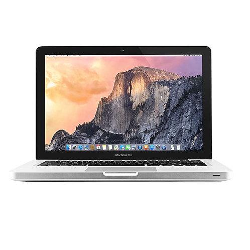 "MacBookPro 13"" ; 2.5 GHz; i5 3rd gen 250 GB SSD, 4GB Mem; 2012"