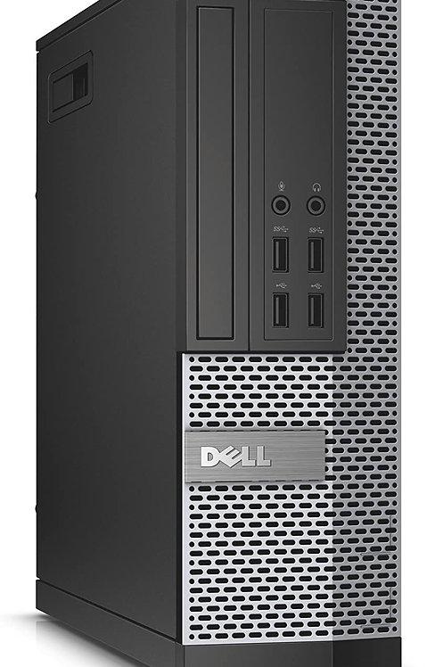 Dell Optiplex 7020; i5 3.3GHz; 4th Gen; Quad Core; 240 SSD; 8GB; Win 10 Pro SFF