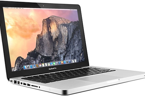 "Macbook Pro 13.3"";  i5 2.5 GHz; 500 GB; 8GB; Catalina OS"
