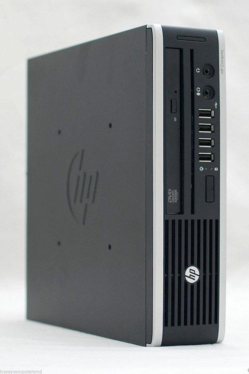 HP Compaq Elite 8300; 2.9GHZ; i5 3rd Gen; Quad Core; 240 SSD HD; 8GB Mem; DVDRW;