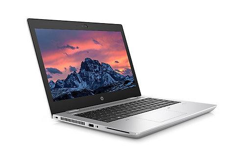 "HP Probook 650 G5; 15.6""; i5 8th Gen; 240SSD, 8GB Quad-Core, Windows 10 Pro"