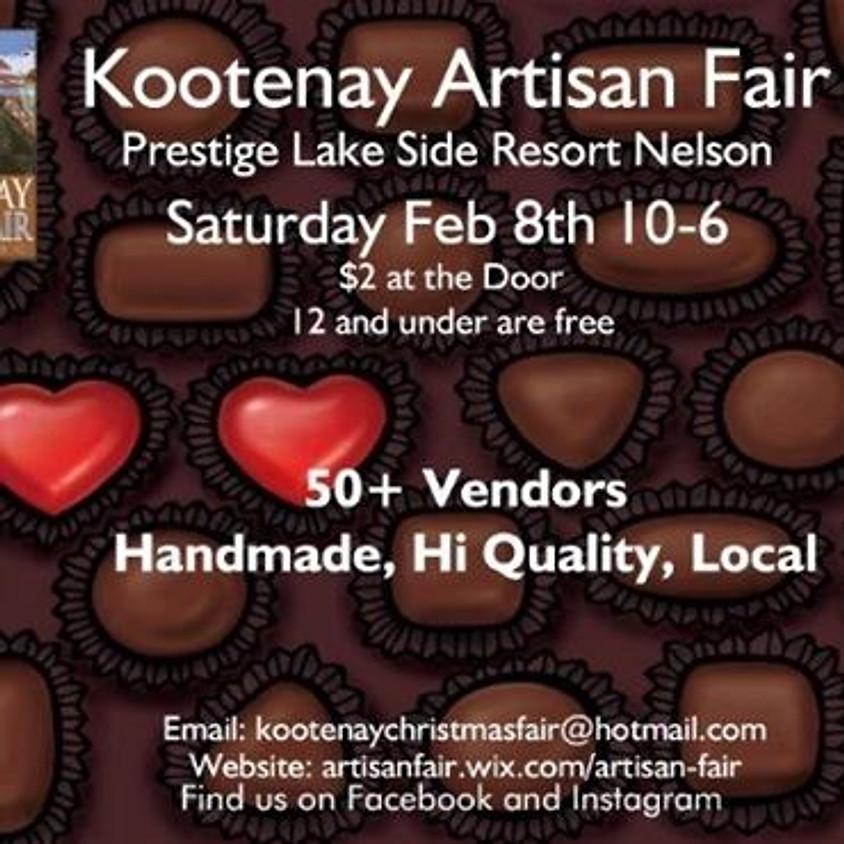 February Kootenay Artisan Fair
