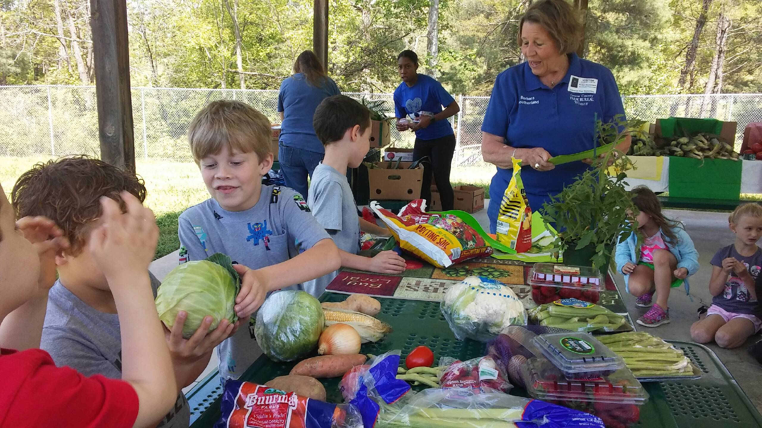 Childrens' Farmer Market