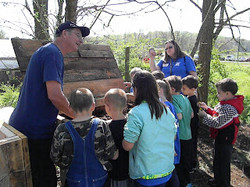 Field Trip Learning Vermaculture