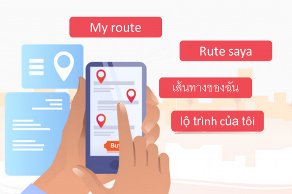 Localizing User Experience